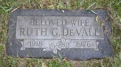 Ruth G DeVall