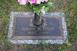 Lorain W Finley