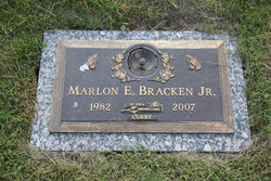 Marlon E Bracken, Jr