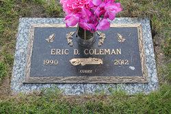 Eric D Coleman