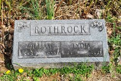 Lydia <i>Wilkins</i> Rothrock