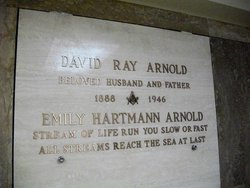 Emily <i>Hartmann</i> Arnold