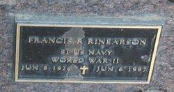 Francis R Rinearson