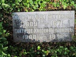 Irving Wilbert Pettengill, Sr