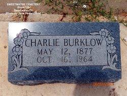 Charlie Phinas Burklow