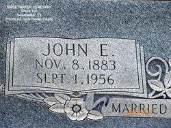 John Edgar Burklow