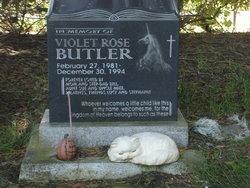 Violet Rose Butler