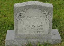 Florence <i>Fitch</i> Bradshaw