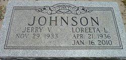 Loretta L Johnson