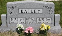 Orvis Bailey
