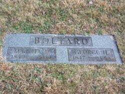 Martha Mary <i>Wolfe</i> Bolyard