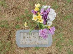 Herbert Earl Birmingham