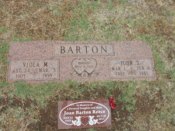 Viola M. <i>Bryan</i> Barton