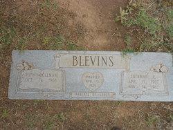 Ruth Bernice <i>Coleman</i> Blevins