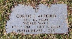 Curtis E Alford
