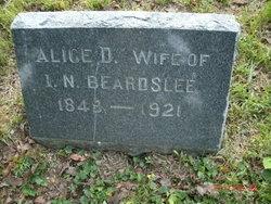 Alice D Beardslee