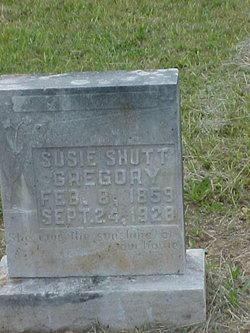 Mary Susan <i>Shelton</i> Shutt