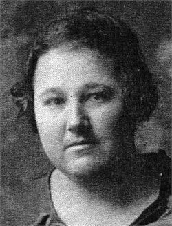 Bessie Mae <i>Reagan</i> Conger