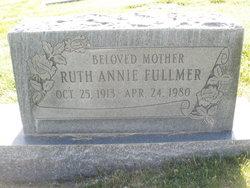 Ruth Annie <i>Colbert</i> Fullmer
