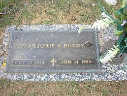 Marjorie Agnes Brady