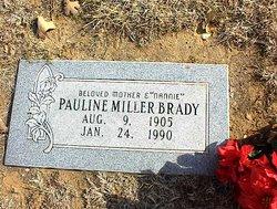Pauline <i>Miller</i> Brady
