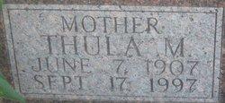 Thula M <i>Sides</i> Mulder