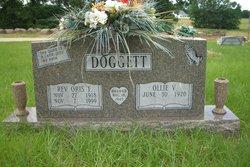 Oris Doggett