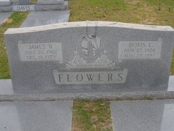 Doris Hazel <i>Lowry</i> Flowers