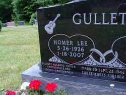 Homer L Gullett