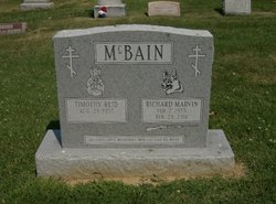 Richard Marvin McBain