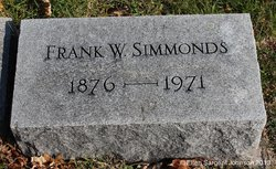 Frank William Simmonds