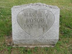 Blanche G. <i>Ranck</i> Baysore