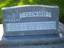 Rowena <i>Haskell</i> Cloward