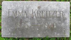 Emmaline <i>Poffenbarger</i> Kreitzer