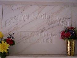 Evelyn Marjorie <i>Stewart</i> Andrews