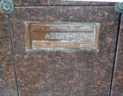 Elizabeth T. <i>Sturm</i> Allison