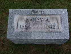 Nancy Adeline <i>Weston</i> Adams