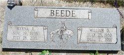 Myrna Rae <i>Yager</i> Beede