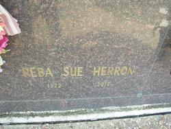 Reba Sue <i>Holloway</i> Herron