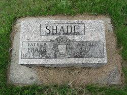 Franklin Charles Frank Shade