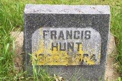 Francis Marion Frank Hunt