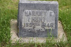 Harriet E Hattie <i>Morrison</i> Hunt