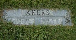 Cora Ellen <i>Hill</i> Akers