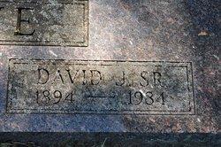 David J. Rowe, Sr