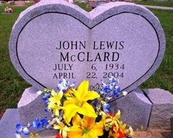 John L McClard