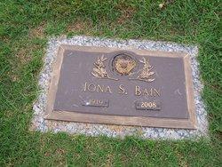 Iris Iona <i>Sullivan</i> Bain