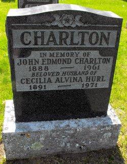 Cecilia Alvina <i>Hurl</i> Charlton