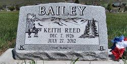 Keith Reed Ranch Bailey