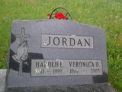 Veronica Inez <i>Dumas</i> Jordan