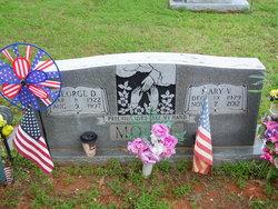 Mary Virginia <i>Mullins</i> Moore